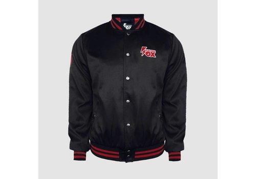 Electric Fox - Official Varsity Jacket