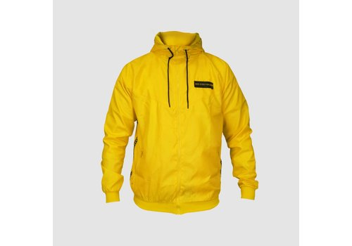 Sub Zero Project - Contagion Yellow Windbreaker