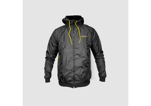 Sub Zero Project - Contagion Black Windbreaker