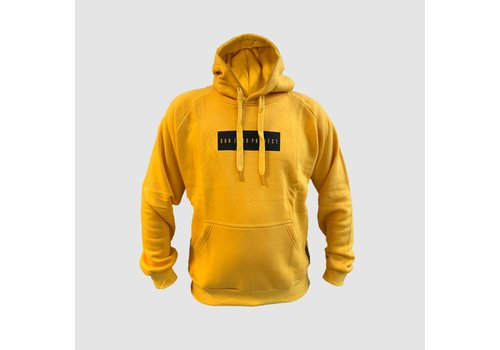 Sub Zero Project - Contagion Yellow Hoody