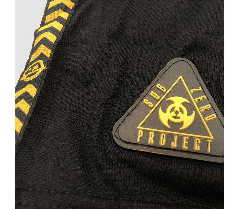 Sub Zero Project - Contagion  Yellow T-Shirt