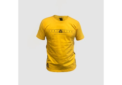 Sub Zero Project - Contagion  Yellow T-Shirt