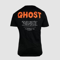 Ghost Stories - Logo & Orange Drip  T-Shirt