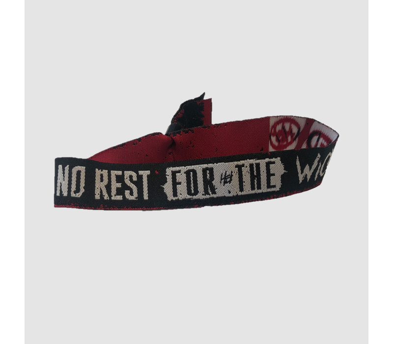 Hard Driver - No Rest For The Wicked Bracelet | SOLD OUT