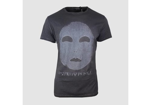 Psyko Punkz - Mask Oil Wash T-shirt
