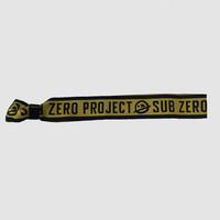 Sub Zero Project - Yellow Logo Bracelet