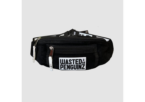 Wasted Penguinz - Shoulderbag  (Fanny Pack)