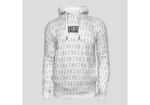 Wasted Penguinz - White Hoody