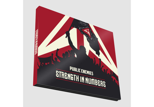 Strength In Numbers  Signed Copy Pre-Order