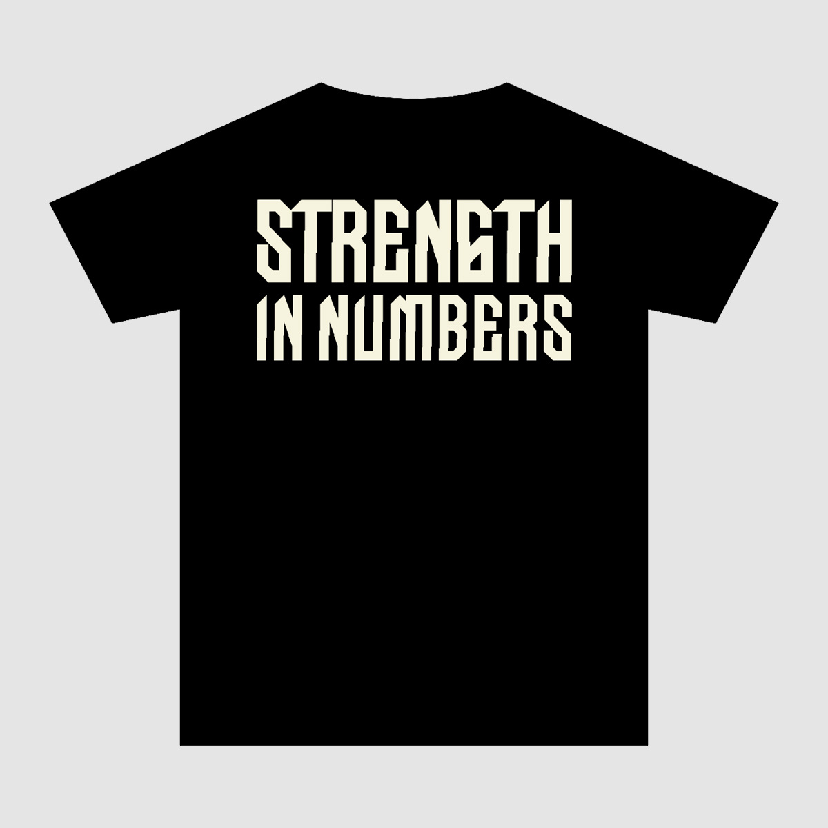 Public Enemies - Strength In Numbers T-shirt