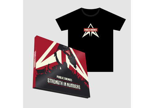 Strength In Numbers -  Combi Deal Signed CD+T-Shirt