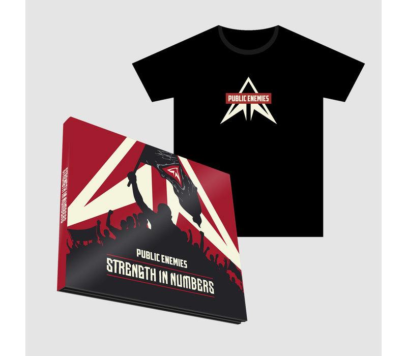 Strength In Numbers - Combi Signed CD+T-Shirt