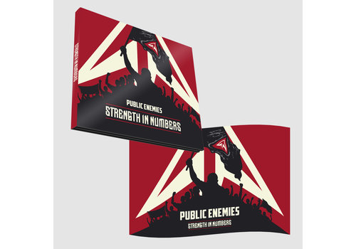 Strength In Numbers - Combi Deal  Signed CD+Flag