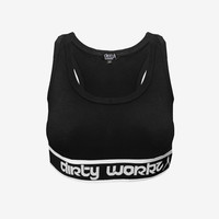 Dirty Workz - Crop Top