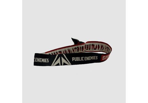 Public Enemies - Strength In Numbers Bracelet