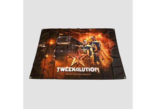 Da Tweekaz - Bus Trip  Flag