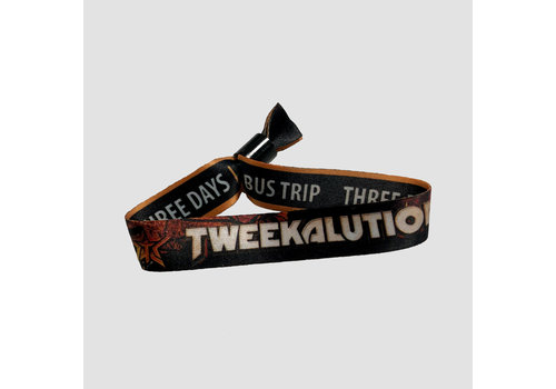 Da Tweekaz - Bus Trip  Bracelet | SOLD OUT