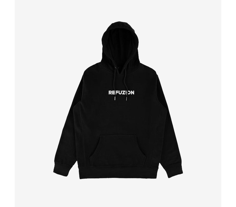 Refuzion - Black Hoodie
