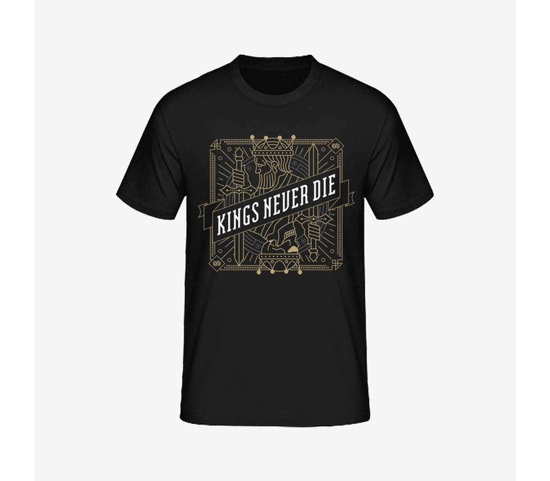Sub Sonik - Kings Never Die T-shirt