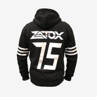 Zatox - 75  Zipped Hoody