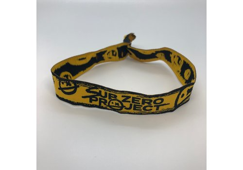 SUB ZERO PROJECT 2020 Yellow Bracelet