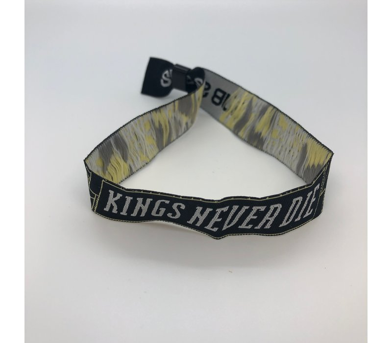 Sub Sonik - Kings Never Die  Bracelet