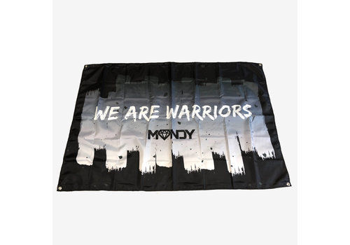 MANDY - We Are Warriors Flag