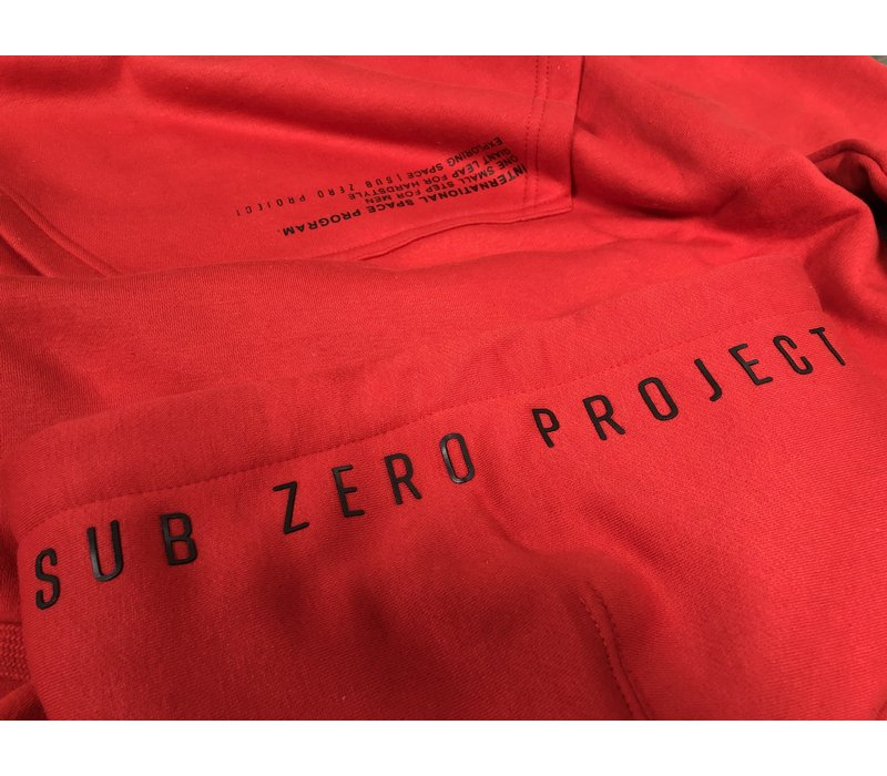 Sub Zero Project - Rave Into Space Hoodie