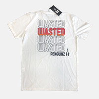 Wasted Penguinz - WASTED 2020 T-shirt PRE-ORDER