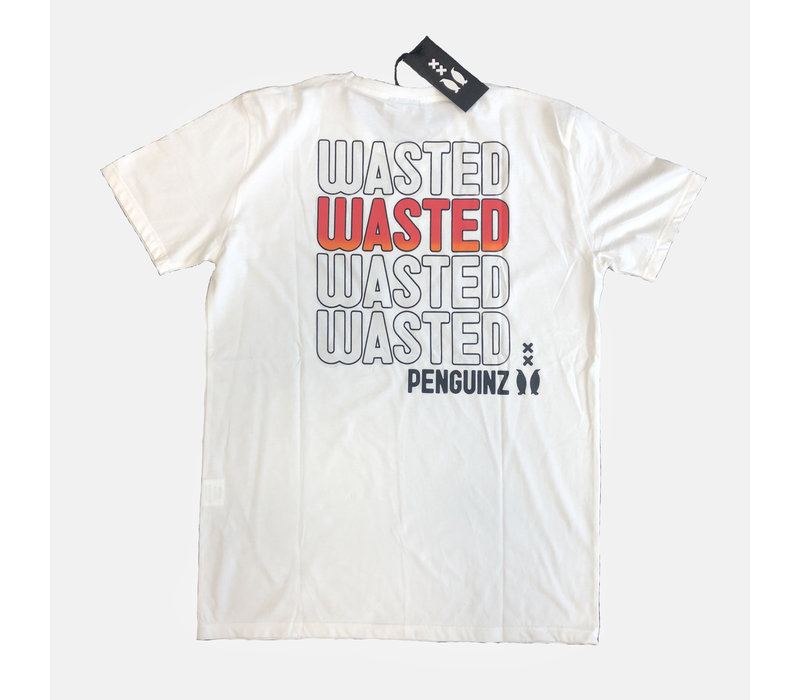 Wasted Penguinz - WASTED 2020 T-shirt