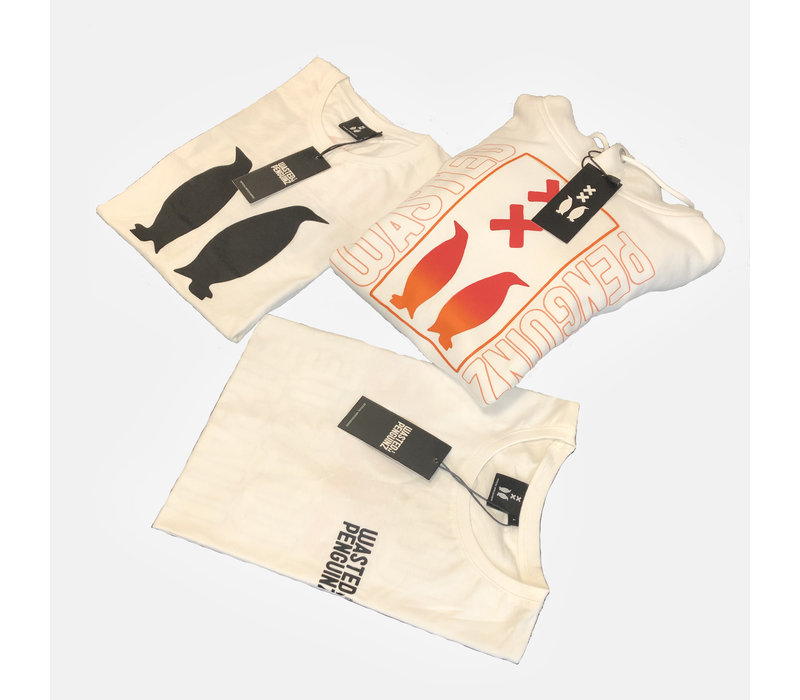 WASTED / DETSAW Tees&Hoodie Set