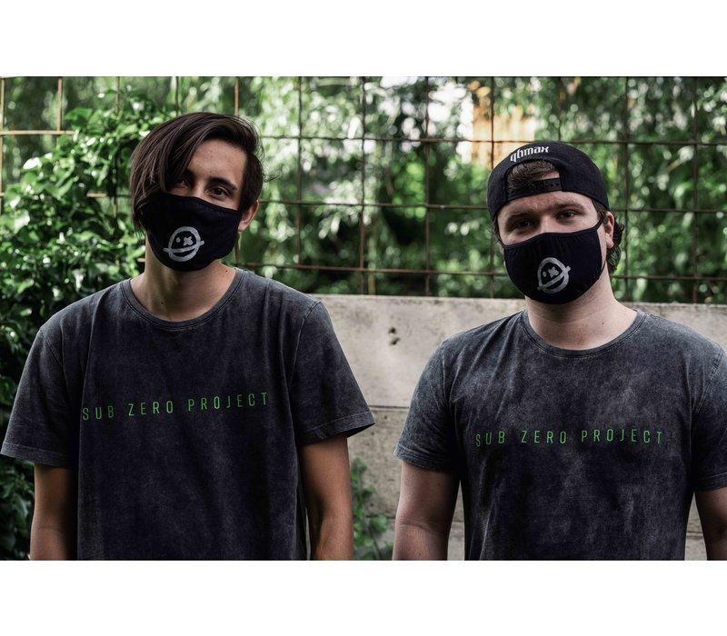 Sub Zero Project - Neon Green Smiley T-shirt