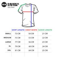 D-Block & S-te-Fan - Stars & Stripes Logo T-Shirt