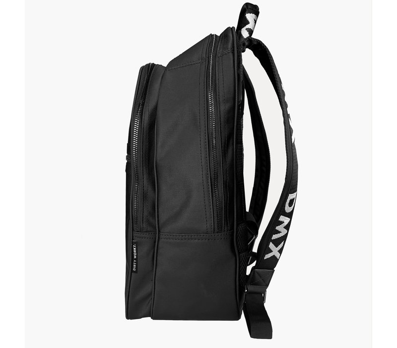 Dirty Workz - Premium Canvas Leather Backpack