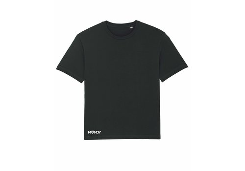 Mandy - Silhouette T-Shirt Black