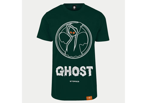 D-Block & S-te-Fan - Ghost Stories Green T-shirt