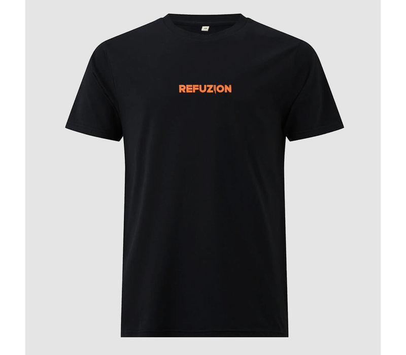 Refuzion - Voyage Black T-Shirt