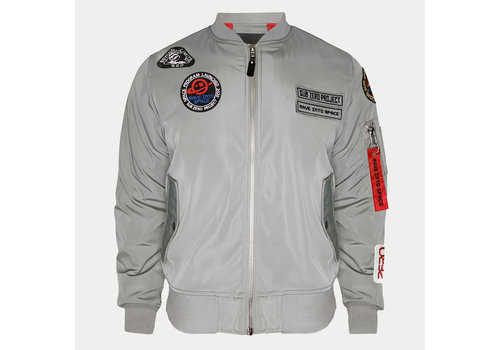 Rave Into Space BomberJacket RE-STOCK