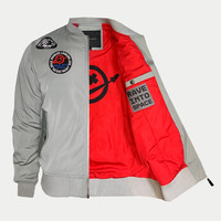 Rave Into Space BomberJacket