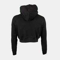 Coone - Cropped Women's Hoodie