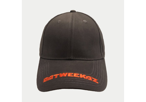 Da Tweekaz - Orange Visor Baseball Cap