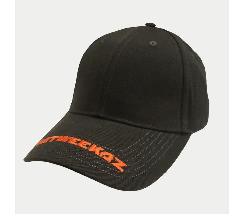 Da Tweekaz - Orange Visor Baseball Cap