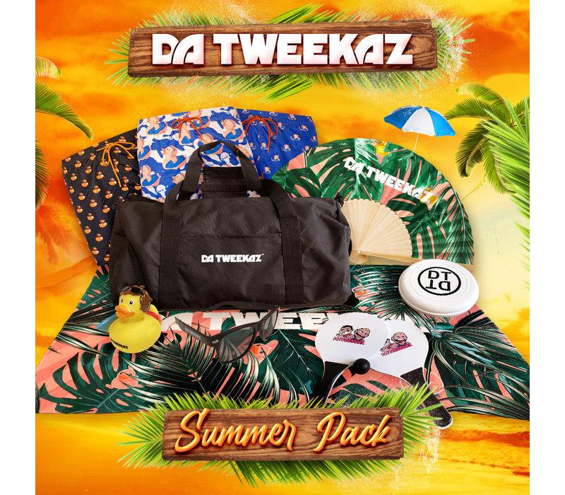 Da Tweekaz - Summer Pack - Blue Swimshorts