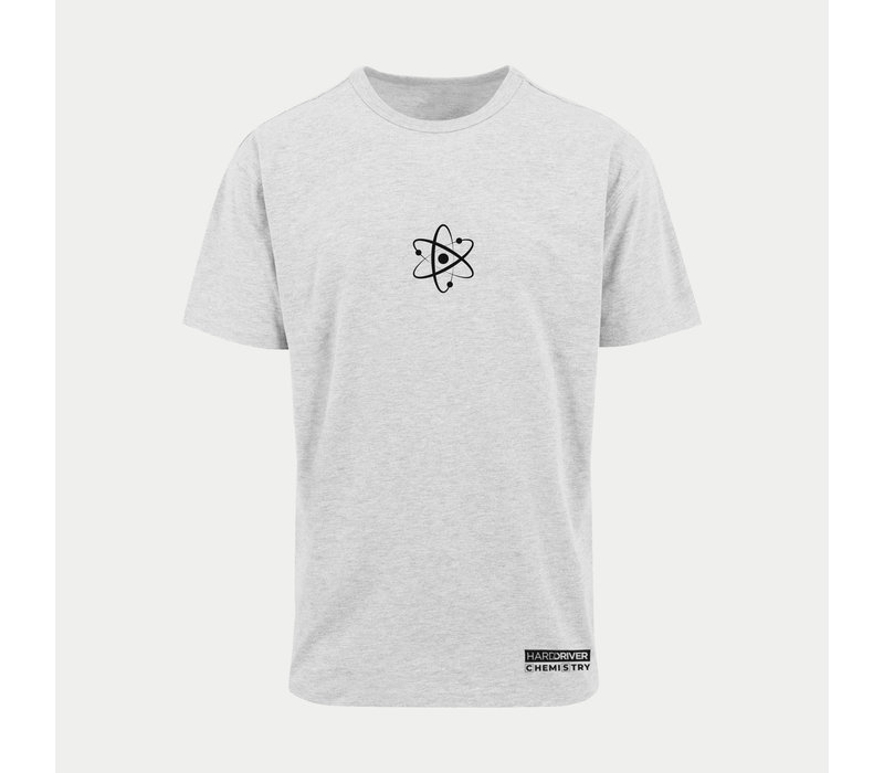 Hard Driver - Chemistry Grey T-shirt