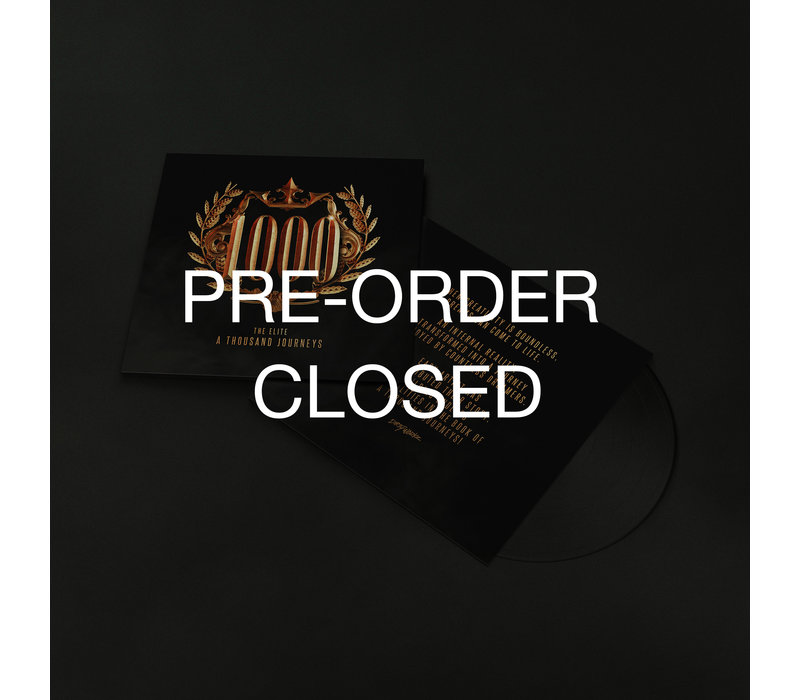 The Elite - A Thousand Journeys Exclusive Vinyl Pre-Order CLOSED