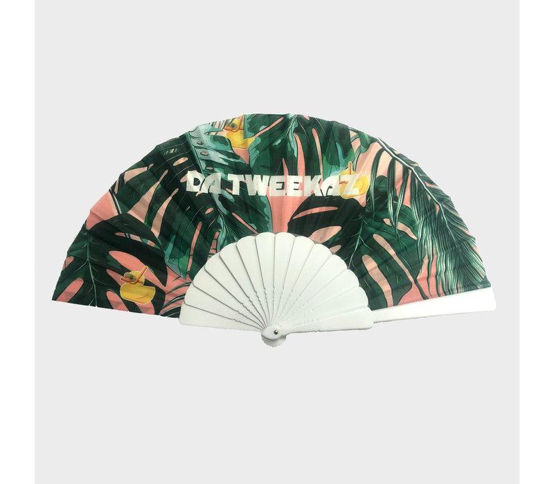 Da Tweekaz - Summer Design Hand Fan