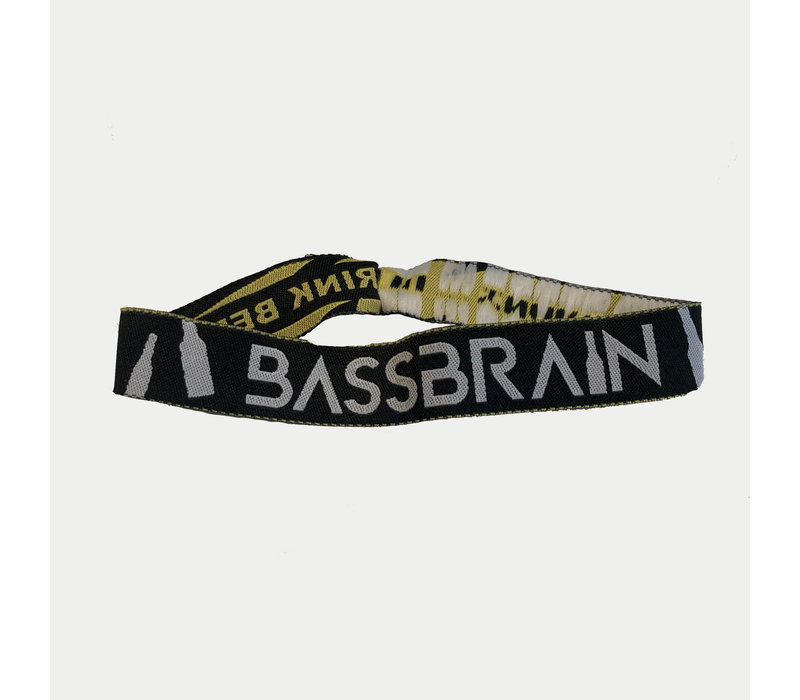 Bassbrain - Drink Beer Bracelet