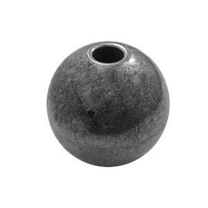 Bol - Oud zilver - 40mm