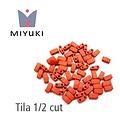 Miyuki Rocailles, Delica's en Tila's