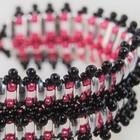 Exclusief schema - Half moon bracelet